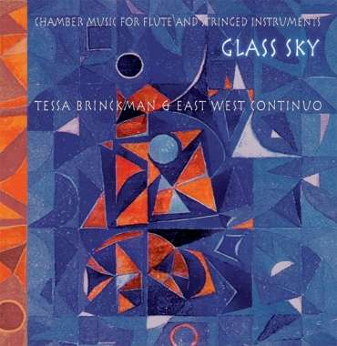 Glass Sky - Chamber Music for Flute & Stringed Instruments
