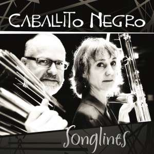 Caballito Negro EP Cover